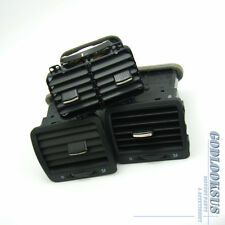 For VW Golf Jetta 5 Rabbit MK5 OEM Air Vent Rear+Left+Right Dash Air Outlet Vent