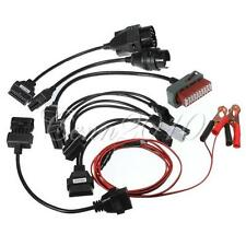 OBD2 OBD car diagnostic adaptor Interface Cables kit 8pcs For Benz BMW Opel AUDI