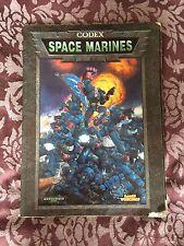 Codex Space Marines - Games Workshop Book
