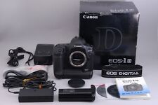 【Excellent+++++】Canon EOS 1D Mark II 8.2MP Digital SLR Camera from Japan #2250