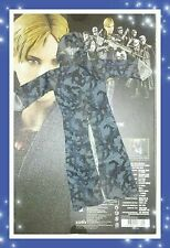 1/6 Hot Toys Biohazard 5 Jill Valentine VGM13 (Battle Suit) Robe Coat Sides