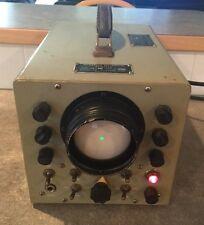 Vintage USN USAF STELMA TDA-2 Telegraph Distortion Analyzer Test Equipment