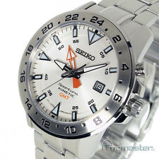 SEIKO SPORTURA KINETIC GMT FUNCTION SUN025P1 SUN025