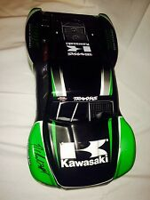 TRAXXAS SLASH AUTOGRAPHED RYAN VILLOPOTO #1 KAWASAKI ROK Body 4X4 ONE OF A KIND!
