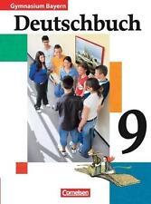 Deutschbuch Gymnasium Bayern 9. Klasse Cornelsen