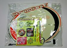 Mongoose Number Plate Maurice Stickers for BMX Old Mid School Bike