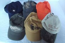 lot 6 panel baseball cap hat outdoors camo whitetails unlimit hatlight realtree