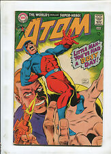 THE ATOM #34 (7.0) LITTLE MAN..YOUVE HAD A BIG-GANG DAY! 1967