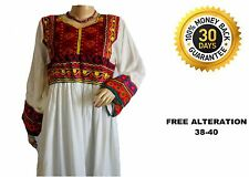 Kuchi Afghan Dress Top Costume Nomad Banjara Mirror Work Tribal Hippie Style