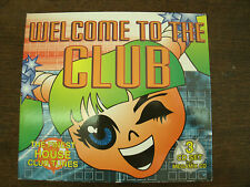 WELCOME TO THE CLUB Finest House Compil 3 CD