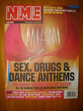 NME 2001 APR 7 SEX DRUGS DANCE PHONICS DEF JAM BOW WOW