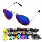 Retro Women Mens UV400 Best Glasses Aviator Driving Sunglasses Shades Eyewear