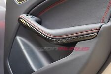 Mercedes Benz- Carbon Fibre Door Card Trims - A45 CLA45 GLA45 A250 AMG A CLA GLA
