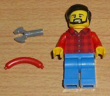Lego City 1 Vater mit Bratwurst