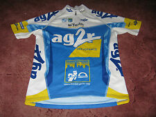 "AG2R PREVOYANCE B'TWIN racing BOULANGERIE DECATHLON cyclisme jersey [42""]"