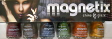 China Glaze Magnetix 6 Ct Assorted Nail Color