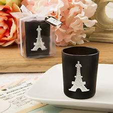 50 Eiffel Tower Votive Candle Wedding Favor Paris Shower Party Event Bulk Lot
