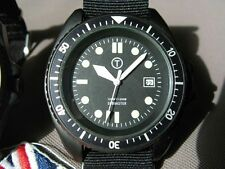 Vintage SUBMASTER PVD SBS SAS MILITARY DIVERS WATCH Army Military Watch NOS