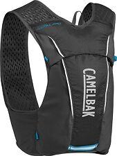 NEW! Camelbak Ultra Pro Vest 34oz 1L Hydration Running Vest Black/Atomic Small