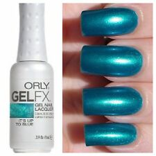 ORLY-Gel FX-ORLY-Color: its up to blue