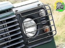 Land Rover Defender Head Light Guard Set Wolf Style DA4077