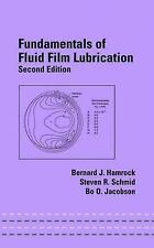 FUNDAMENTALS OF FLUID FILM LUBRICATION NEW HARDCOVER BOOK