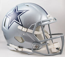 DALLAS COWBOYS NFL Riddell SPEED Full Size AUTHENTIC Football Helmet