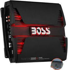 NEW! Boss PD3000 3000W Monoblock Phantom Series Class D Subwoofer Car Amplifier