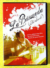 La Busqueda (The Search) ~ DVD Movie ~ Rare Short Films Video ~
