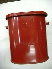 +Protectoseal  #1413   Safety Soaking  Metal Container -  Vintage Chicago