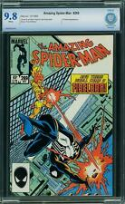 AMAZING SPIDER MAN # 269  US MARVEL  FIRELORD  CBCS  9.8 MINT Highest