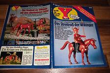 YPs cómic # 157 con: Thomas siempre aparece el tambor + Davy Crockett + bastelbogen // 1978