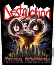 Destruction Eternal Dévastation Patch Arrière 601818 #