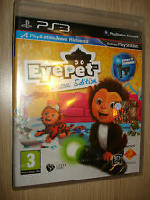 GIOCO PS3 PLAYSTATION 3 EYEPET MOVE EDITION VERSIONE ITALIANA MOVE RICHIESTO
