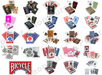 BICYCLE PLAYING CARDS GUARDIANS TRAGIC ROYALTY RIDER BACK JUMBO STANDARD ALCHEMY