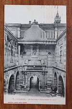 Carte postale ancienne CPA TOULOUSE - Le Capitole - Cour Henri IV