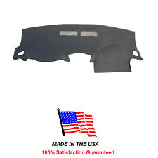 2004-2007 Chevy Malibu Gray Carpet Dash Cover Mat Pad CH53-0 Made in the USA