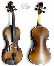 """New Student 15.5"""" Viola Outfit with Lightweight Case, Bow and Rosin"""