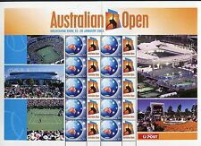 2003 Australian Tennis Open - Special Events Sheetlet