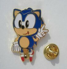 SONIC THE HEDGEHOG 2 Palloncino RARO 2010 BIG nuovo smalto metallo pin badge pin locale