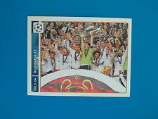 PANINI CHAMPIONS LEAGUE 2014 2015 - N.343 REAL MADRID 2013-14