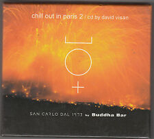 CHILL OUT IN PARIS 2 - cd by david visan - various artists CD