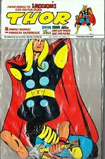 PÓSTER MÓVIL: THOR, Vértice, 1980 (MARVEL, MADE IN SPAIN, 1980)