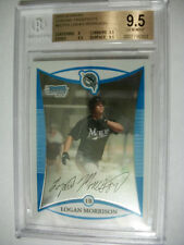 LOGAN MORRISON 2008 Bowman Chrome #69 BGS GEM MINT 9.5 RC