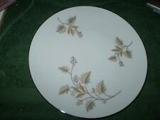 ROYAL COURT FINE CHINA SHELLEY BREAD PLATE JAPAN