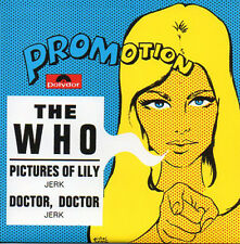 ★☆★ CD Single The WHO Pictures of Lily - Doctor doctor - 2-track CARD SLEEVE ★☆★