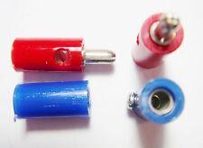 30 Stück 2,6mm Zwerg Stecker Kupplung Sortiment AUSWAHL