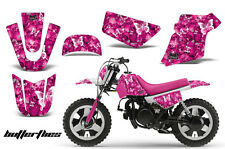 YAMAHA PW 50 Graphic Kit AMR Racing Bike Decal Sticker Part PW50 90-16 BUTTERFLY