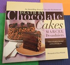 Marcel desaulniers chocolate cake recipes