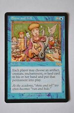 Mtg Magic the Gathering Urza's Saga Show and Tell